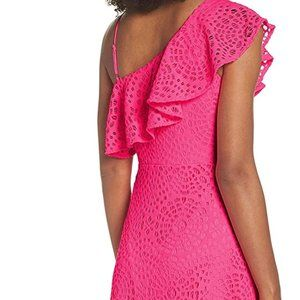 LILLY PULITZER Callisto PINK CosmoSea Urchin Dress